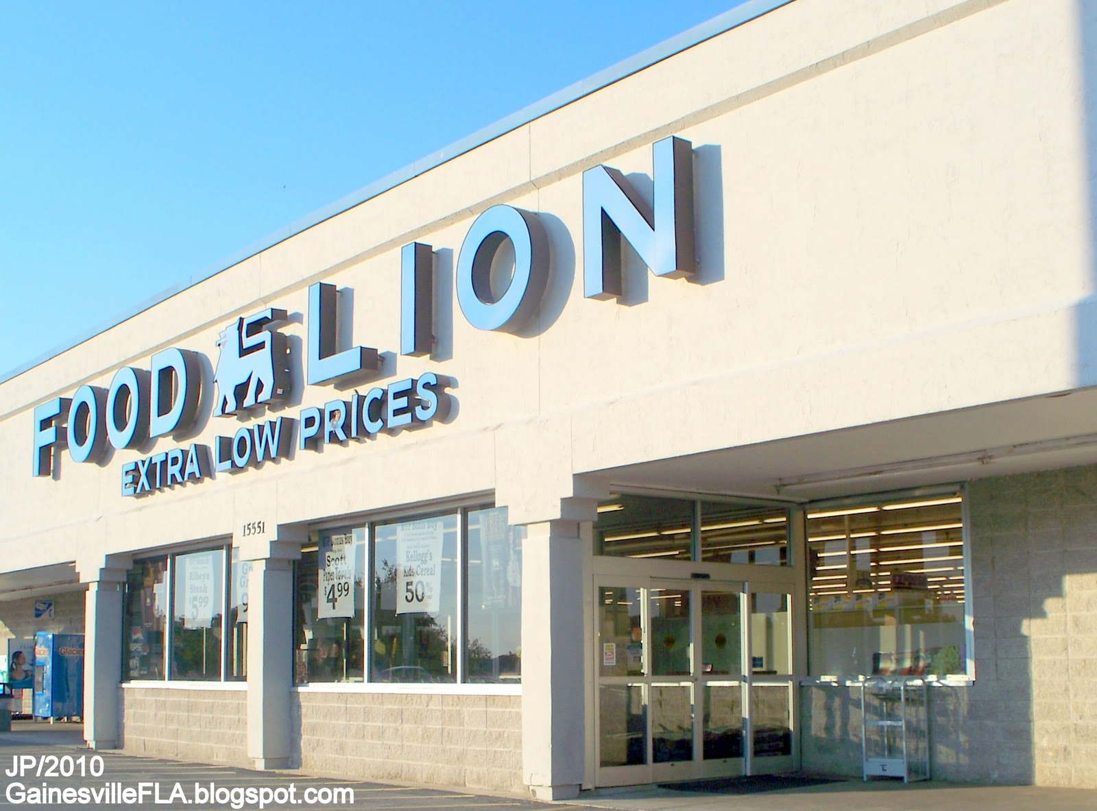 Phone Number For Store Food Lion Store