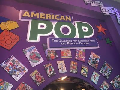 American Pop at the Children's Museum