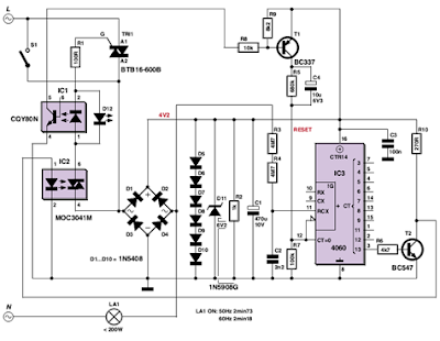 Controller Circuit Diagram