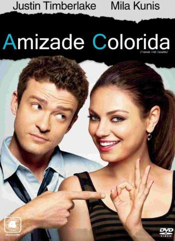 Amizade Colorida Torrent - BluRay 720p Dublado