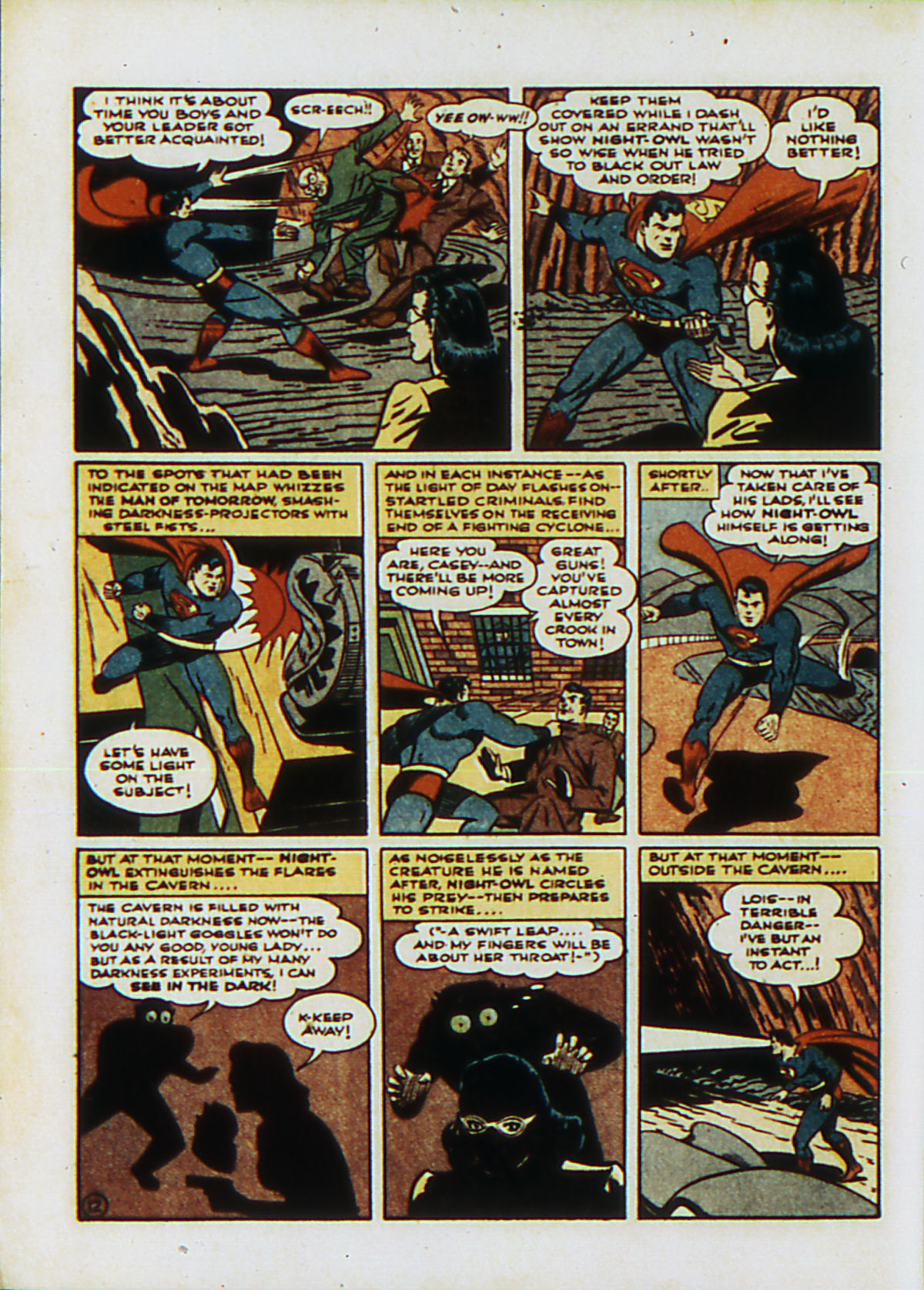 Read online Action Comics (1938) comic -  Issue #53 - 15