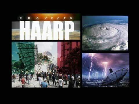 ( VIDEO ) ¿Proyecto Haarp Esta Provocando , Terremotos ,Huracanes Y Clima Violento?