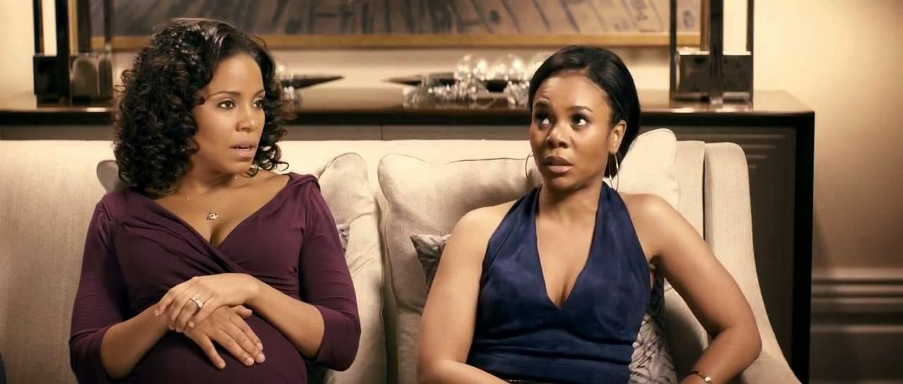 regina hall and sanaa lathan relationship