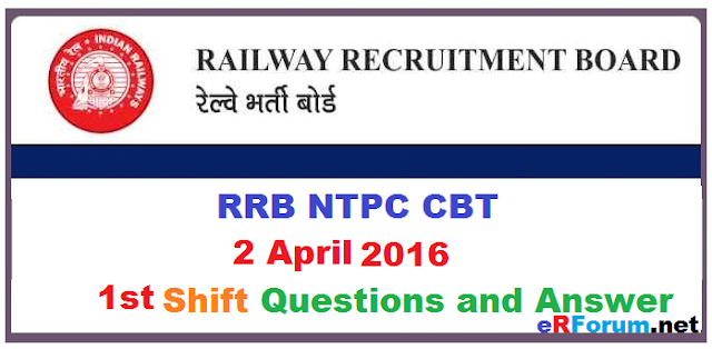 rrb-ntpc-today-2-april-paper