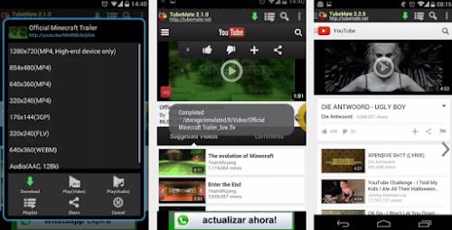 TubeMate YouTube Downloader Terbaru