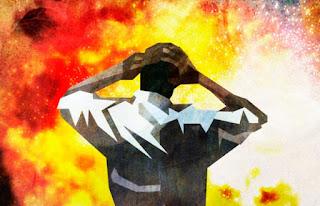 Encapuchados incendiaron autobús del Sistema de transporte masivo de Barquisimeto
