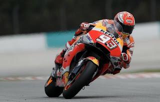 Marquez Juara MotoGP Malaysia 2018