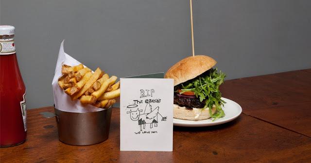Jo Burger Dublín
