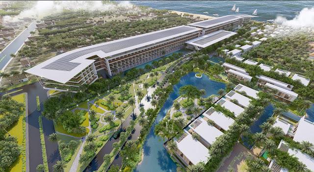 Khám phá khu nghỉ dưỡng cao cấp Malibu Hội An Resort & Villa