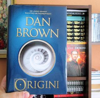 Origini, de Dan Brown. Recenzie