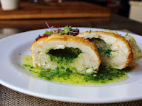 Chicken Kiev – A High Degree of Difficulty Always Scores Extra Points