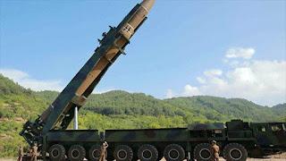 EEUU busca inteligencia artificial para interceptar misiles nucleares
