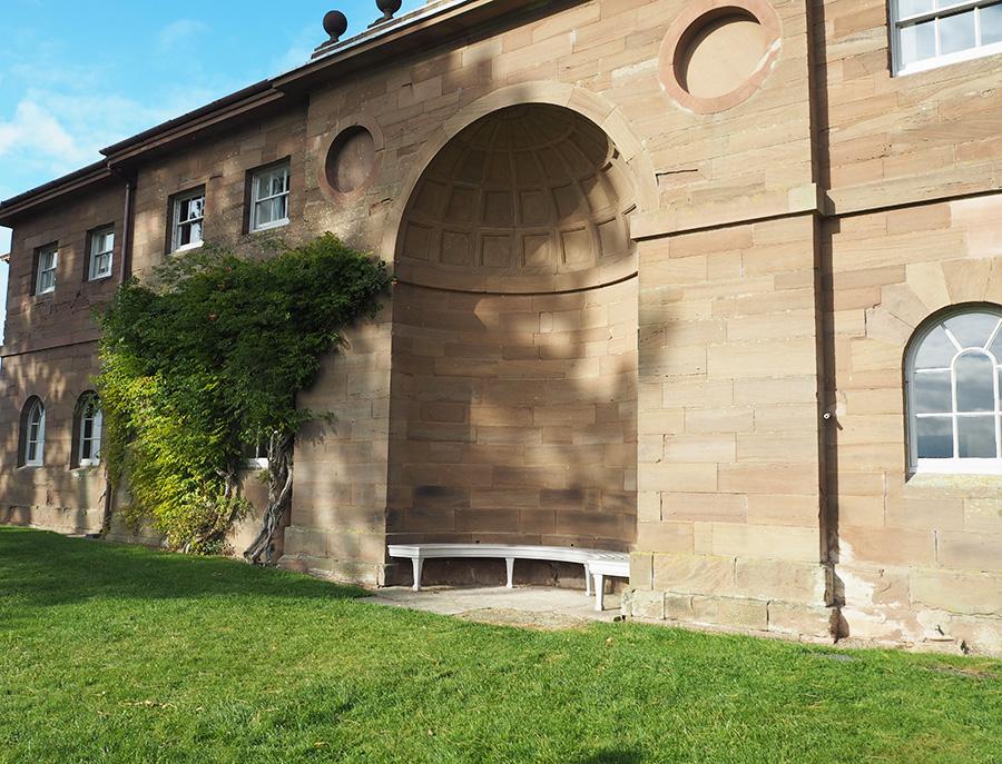 Berrington Hall Exterior