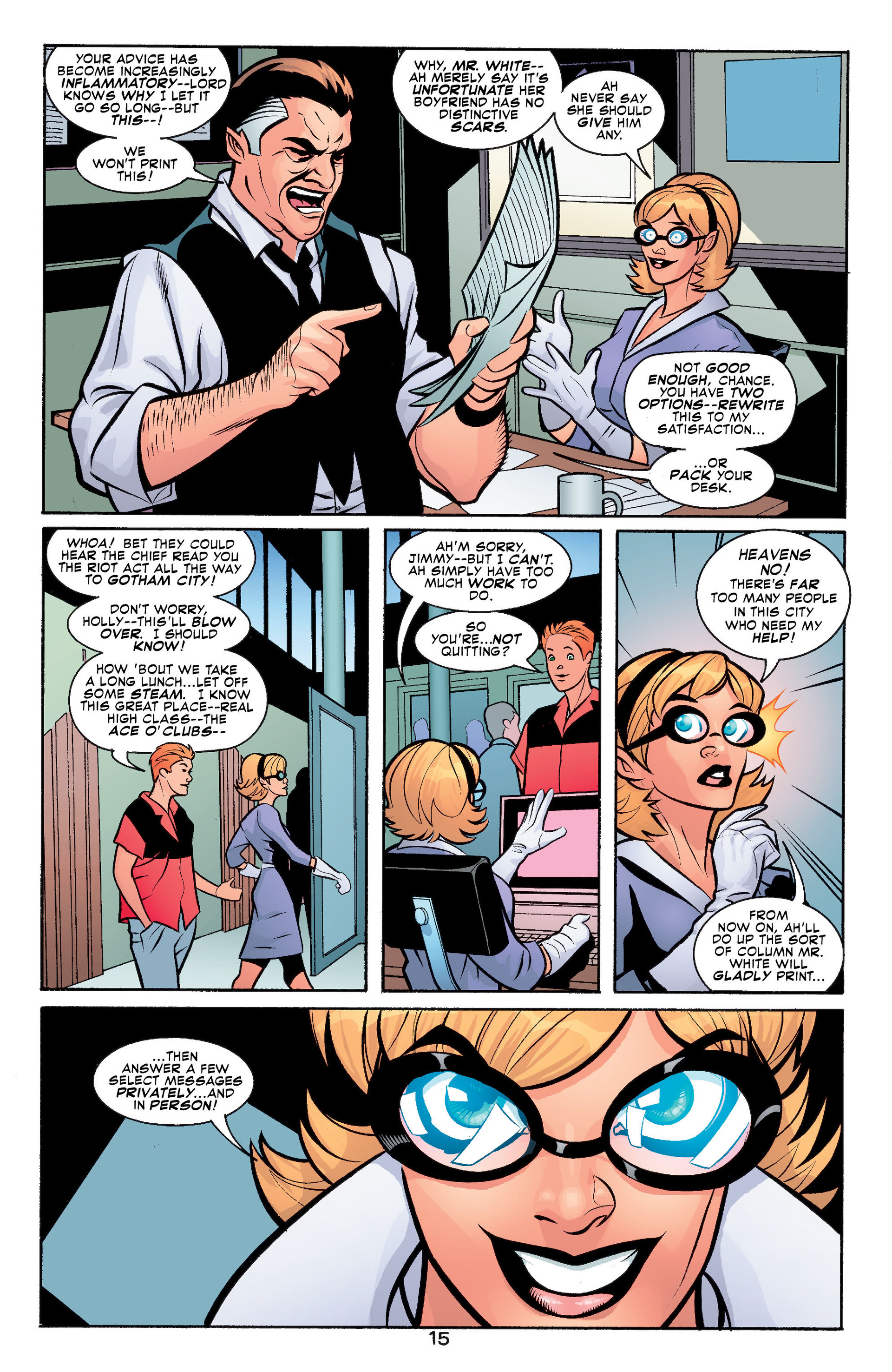 Harley Quinn (2000) Issue #15 #15 - English 16