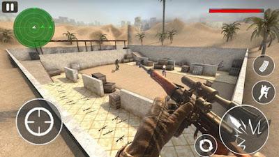 US Sniper Survival Game