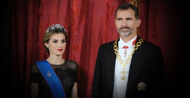 La Junta Estatal Republicana (JER) exige a los reyes que no respalden a imputados por casos de corrupción