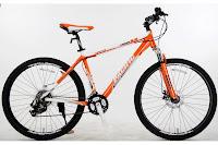 Sepeda Gunung Pacific Kodiak 6.8 21 Speed Shimano 26 Inci