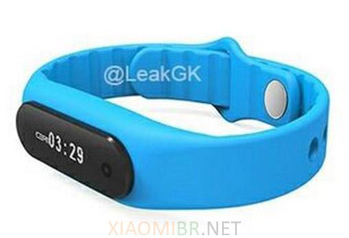 Xiaomi Mi Band 2: Rumor indica tela sensível ao toque
