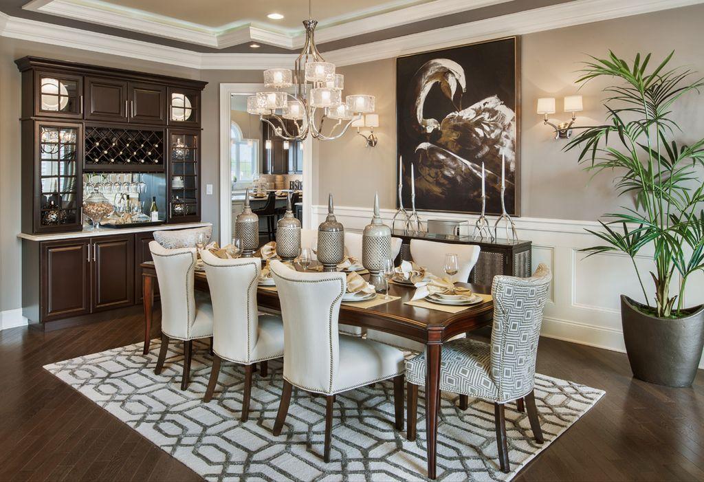 30 Desain Ruang Makan Mewah
