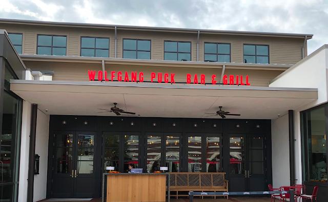 Restaurante Wolfgang Puck Bar&Grill da Disney Orlando
