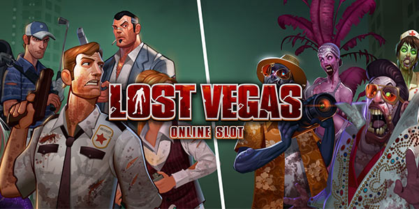 Lost Vegas Free Slot by Microgaming
