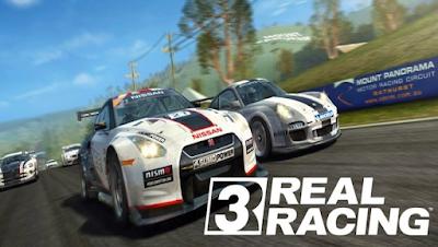 Real Racing 3 MOD 6.0.5 Unlimited Money + Unlock Car