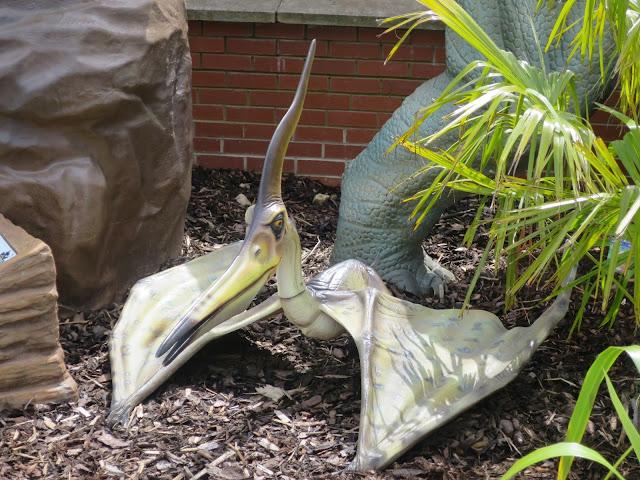 Dinosaur Encounter at Heighley Gate Garden Centre Morpeth Image