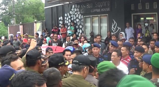 Jalan Panjang Penertiban Tempat karaoke di Pati