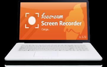 Icecream Screen Recorder 6.04 | Capturas de pantalla, grabación en video de tu pantalla y grabar videojuegos