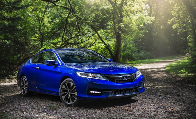 2016 Honda Accord Coupe Colors And Release Date