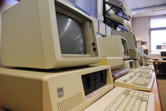 IBM PC 5150 serie