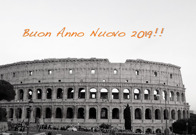 Colosseo in B/N 2019