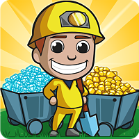 Game Idle Miner Tycoon Hack Mod
