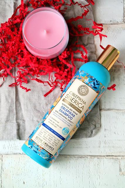 szampon z efektem laminowania
