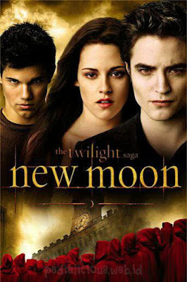 Sinopsis film The Twilight Saga: New Moon (2009)
