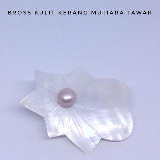 Harga Bros Kulit Kerang Mutiara Lombok Air Tawar