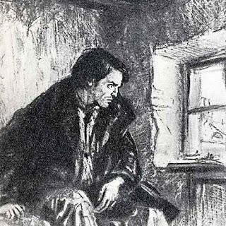 Портрет Раскольникова