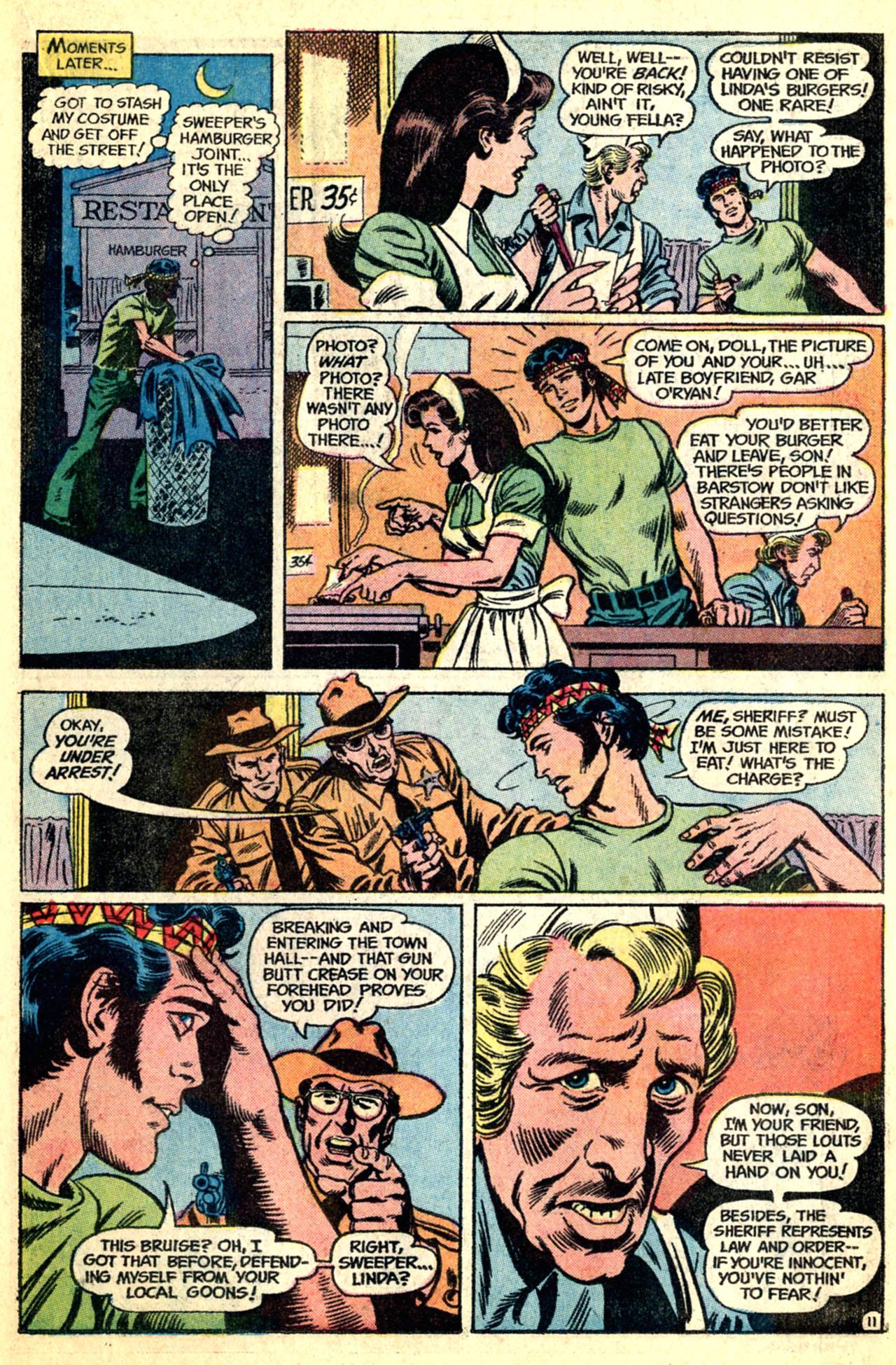 Read online World's Finest Comics comic -  Issue #216 - 15