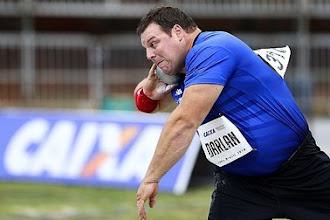 Darlan Romani ratifica índices para Lima 2019 e o Mundial de Atletismo