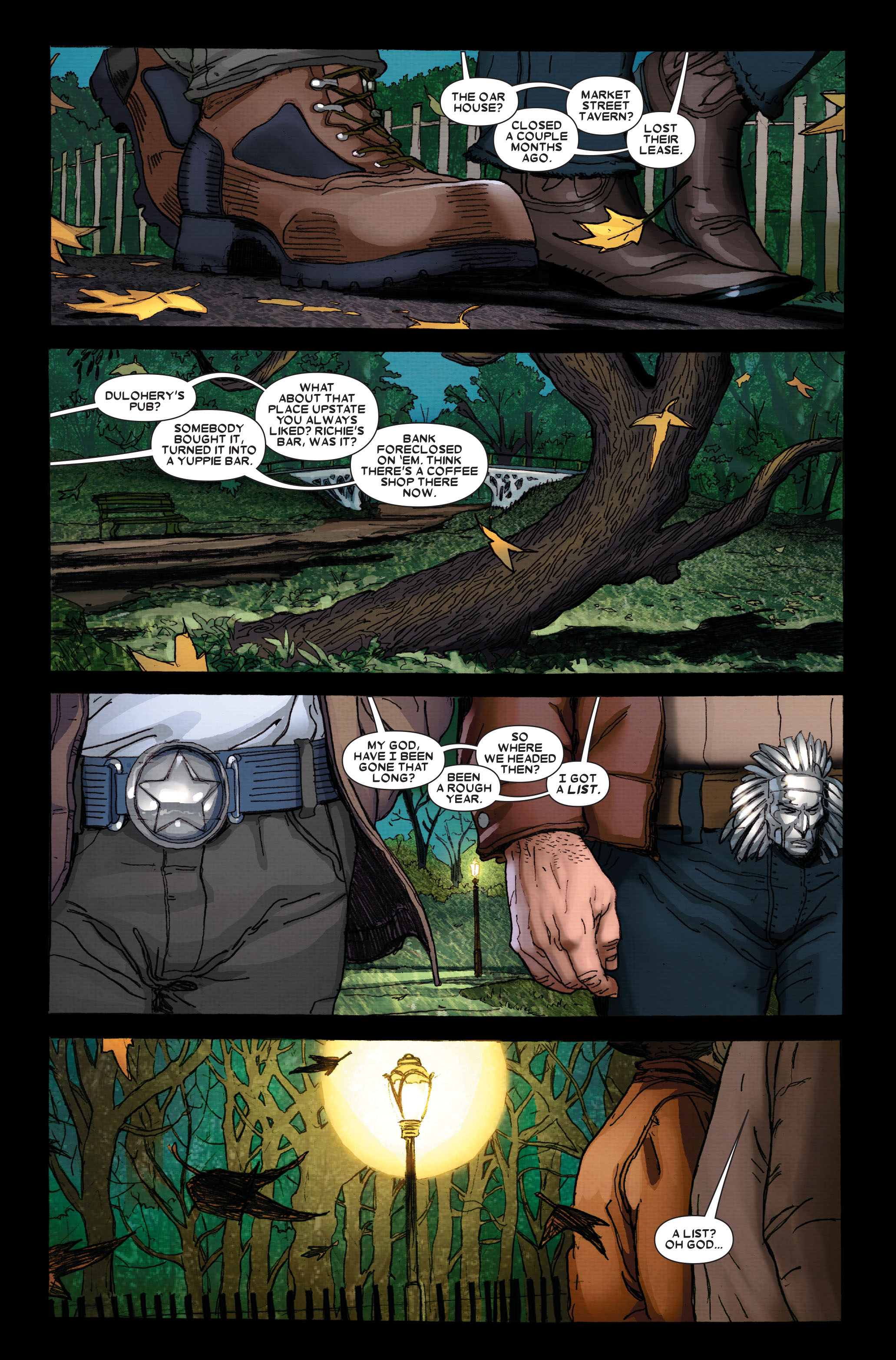 Read online Wolverine: Weapon X comic -  Issue #11 - 8