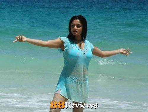 OnLy AcTrEsS: Divya Spandana Hot Wet Spicy White And Blue