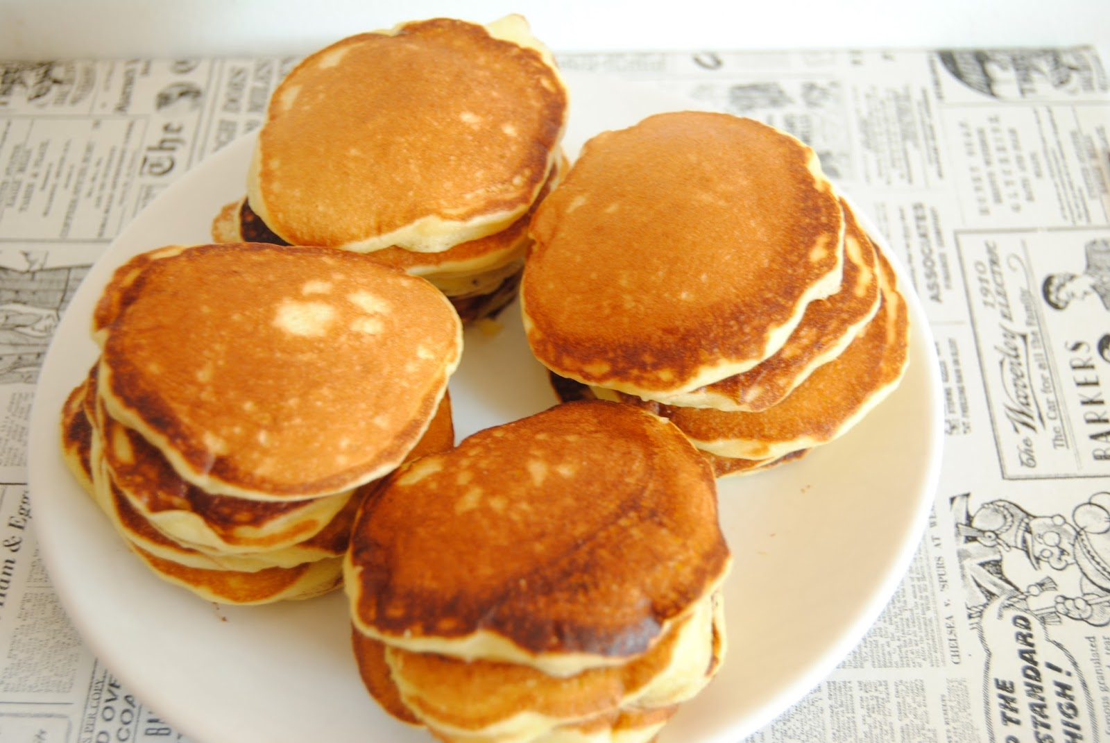 pankejki pancakes placuszki jogurtowe babkawformie.blogspot.com