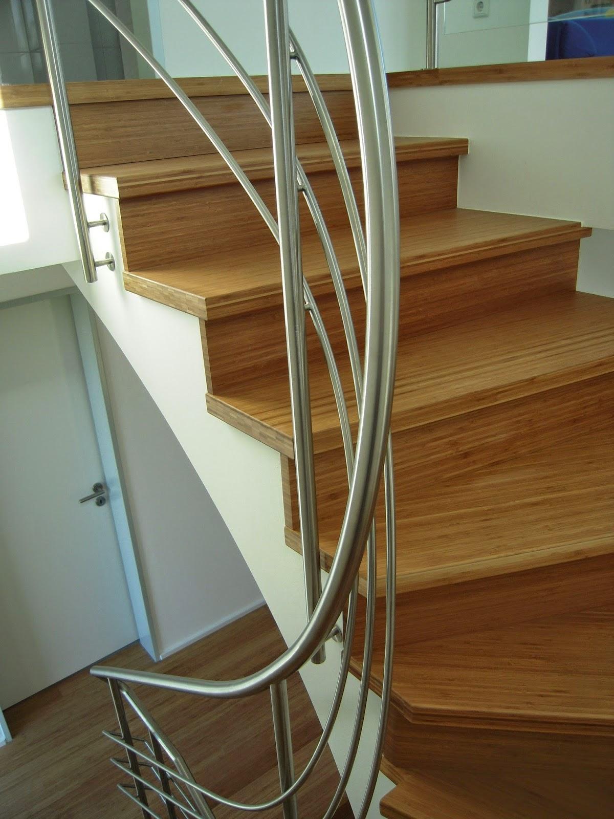 edelstahlgel nder f r wendeltreppe fr bel metallbau. Black Bedroom Furniture Sets. Home Design Ideas