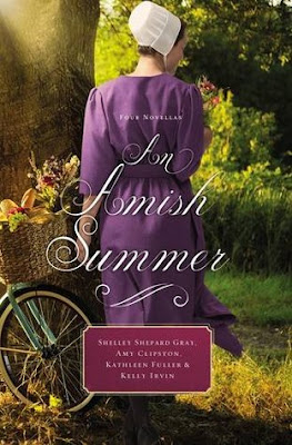 BOOK REVIEW: An Amish Summer by Shelley Shepard Gray, Amy Clipston, Kathleen Fuller and Kelly Irvin