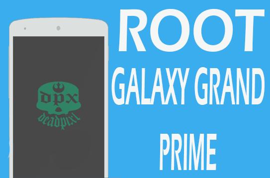 Cara Root Samsung Galaxy Grand Prime G530H