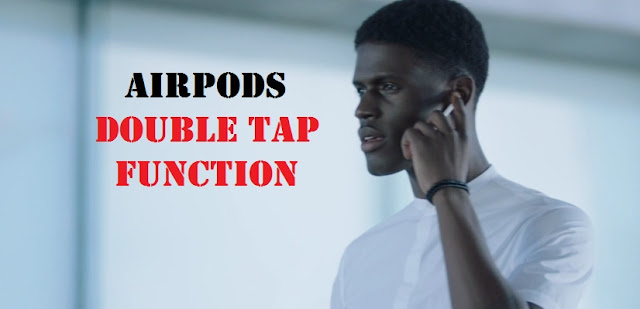 How to Switch the double tap functionality on AirPods. It's so simple using AirPods and has a cool feature with double tap functionality on it. So follow this steps on how to change the AirPods double tap functionality from Siri to Play/Pause function:
