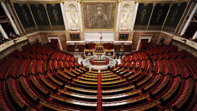 ممثل الجبهة بفرنسا ضيف جلسة إستماع بالجمعية الوطنية الفرنسية.