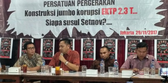 Setya Novanto Berpotensi Menyeret 100 Orang