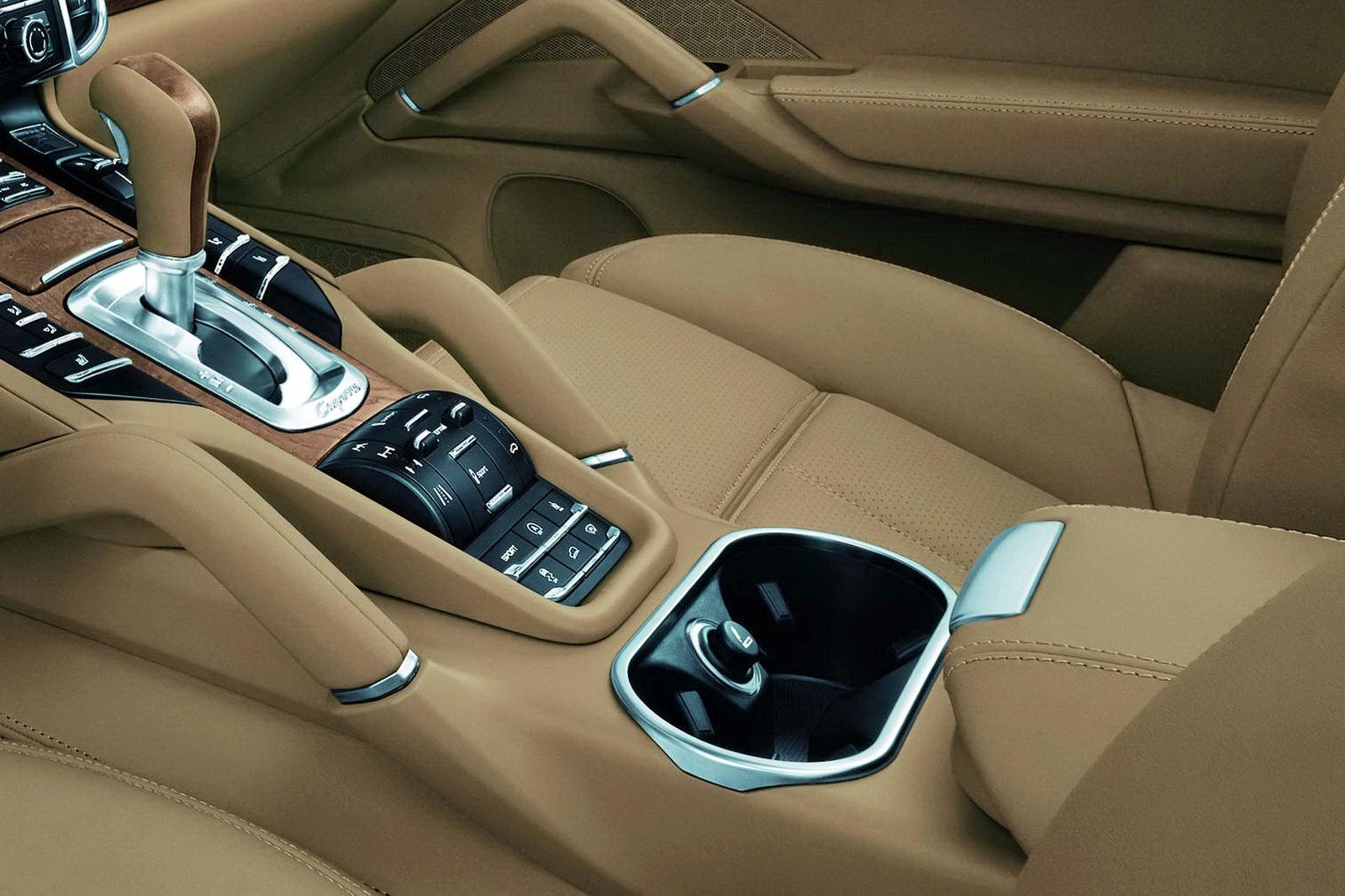 The Latest Cars 2011 Porsche Cayenne