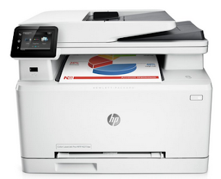 HP LaserJet Pro M277dw Drivers Free Download